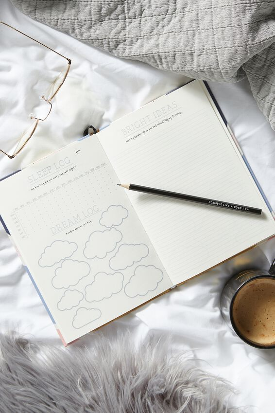 Activity Time Journal A5, SLEEP JOURNAL