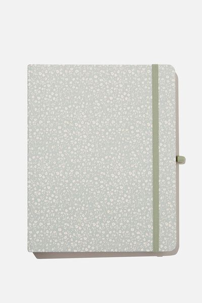 2021 22 Mid Year Planner, GUM LEAF MEADOW DITSY