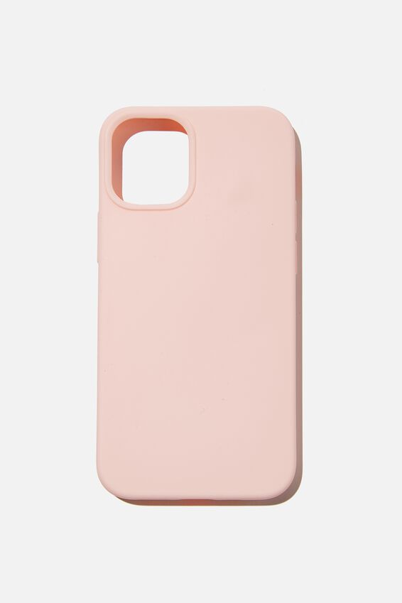 Slimline Recycled Phone Case Iphone 12 Mini, PALE PINK