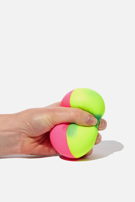Novelty Squishy, COLOUR CHANGING