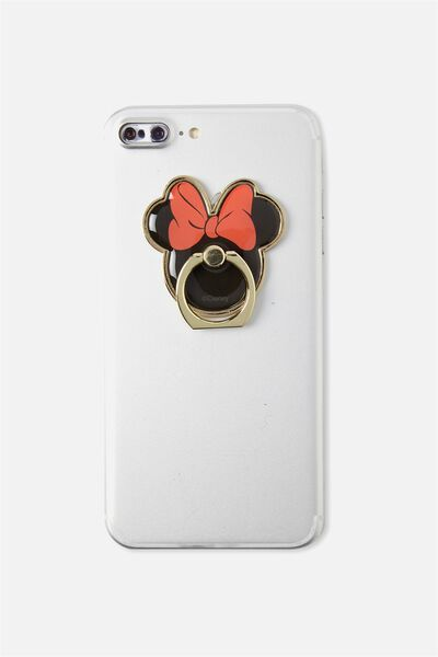 Metal Phone Ring, LCN MINNIE EARS