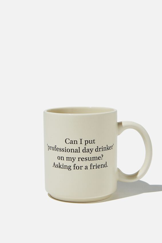 Daily Mug, PROFESSIONAL DAY