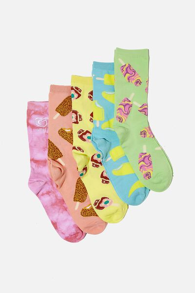 Box Of Socks, LCN STREETS MULTI