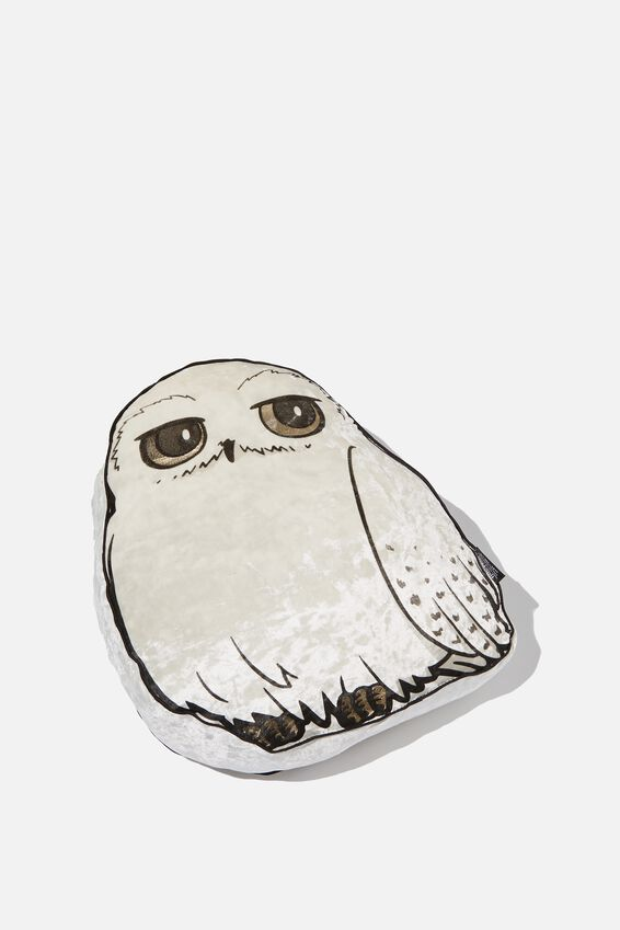 Harry Potter Get Cushy Cushion, LCN HEDWIG