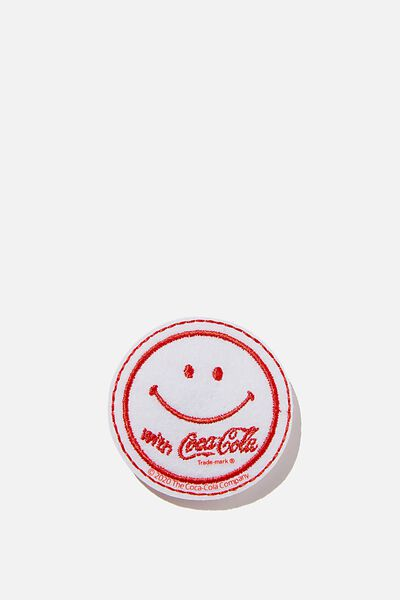 Fabric Badge, LCN COK COKE