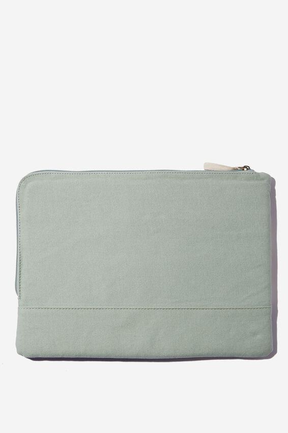 Oxford 13 Inch Laptop Case Cvs, COTTAGE CORE PATCHWORK