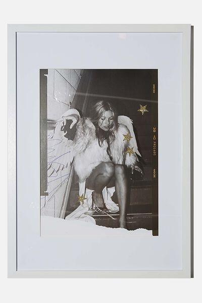 A3 Framed Print, LCN ICO GREG BRENNAN STAR GIRL