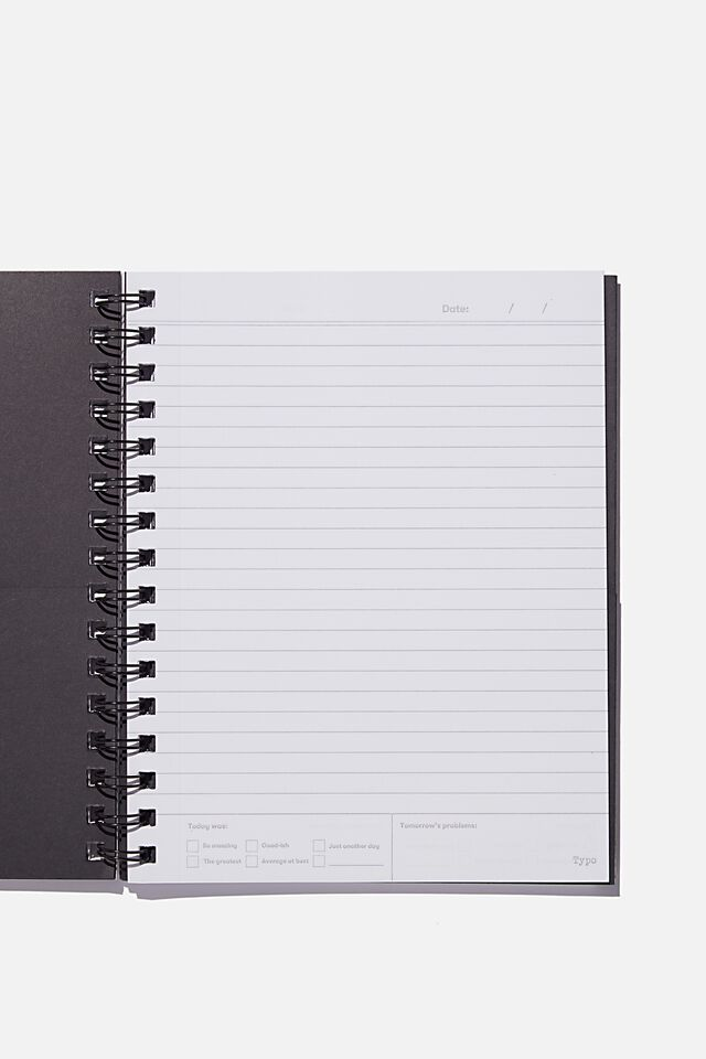 """A5 Campus Notebook-V (8.27"""" x 5.83""""), STAND FOR EQUALITY ORANGE"""