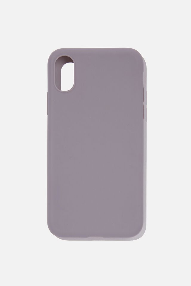 Recycled Phone Case iPhone X, Xs, LAVENDER