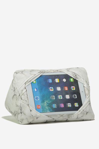 Tablet Cushion, MARBLE