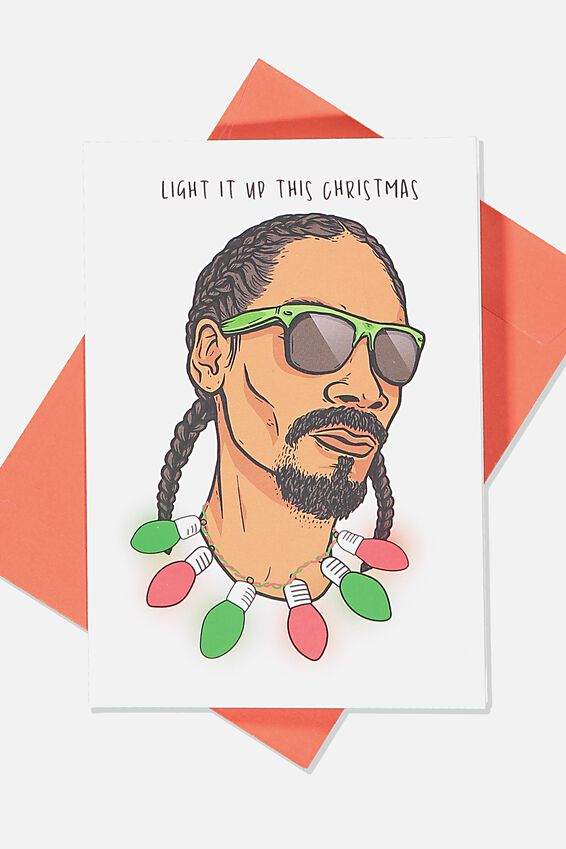 Snoop Dogg Christmas.Snoop Dogg Christmas Card 2019
