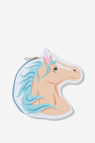 Novelty Coin Purse, UNICORN