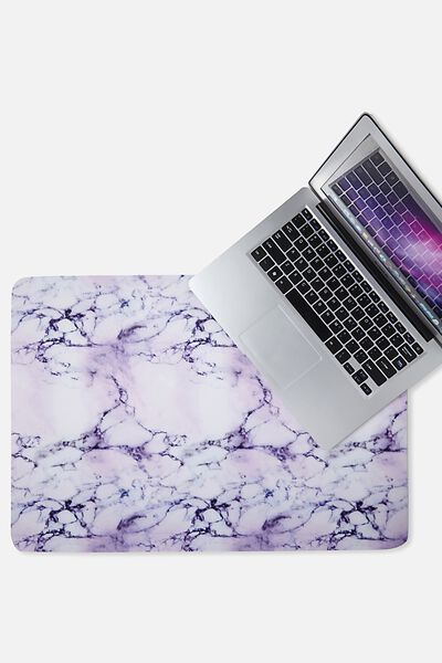 A2 Jumbo Mouse Pad, LUSH MARBLE