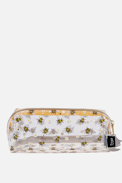 Bailey Pencil Case, BEES