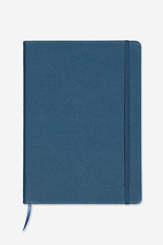 A4 Blank Buffalo Journal, NAVY