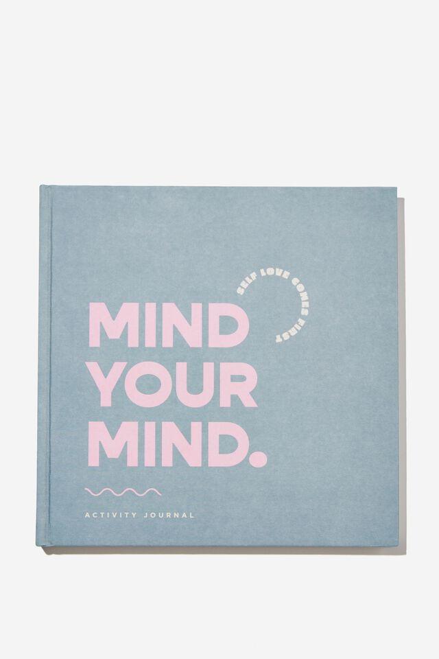 A5 Activity Book, MIND YOUR MIND VOL.2