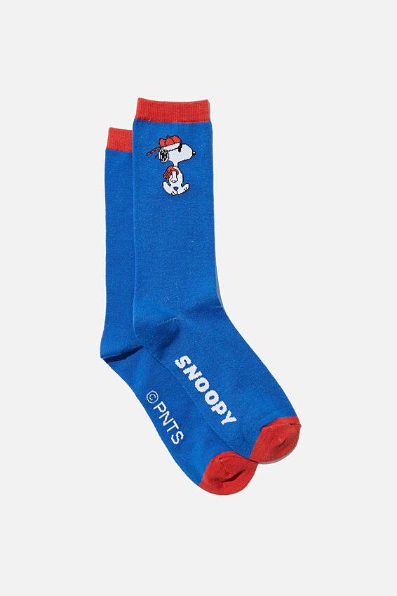 Snoopy Socks, LCN PEA SNOOPY