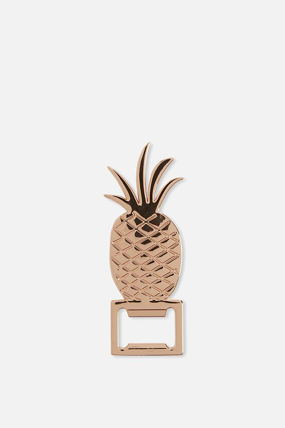 Bottle Opener, PINEAPPLE