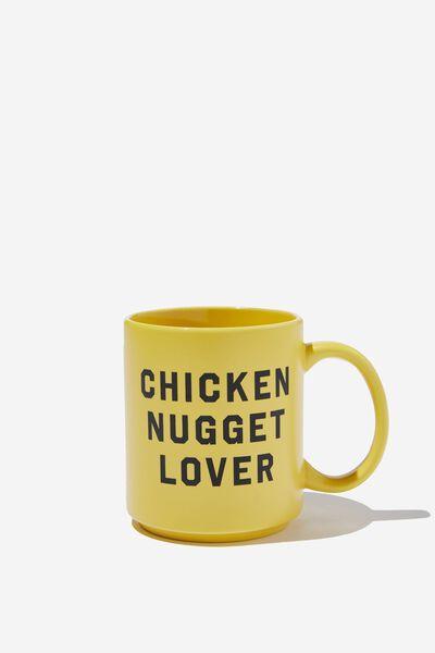 Daily Mug, CHICKEN NUGGET LOVER