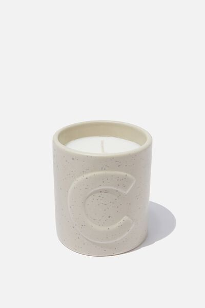 Alpha Candle, C