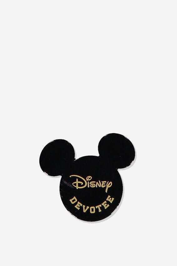 Disney Enamel Badge, LCN DIS DEVOTEE