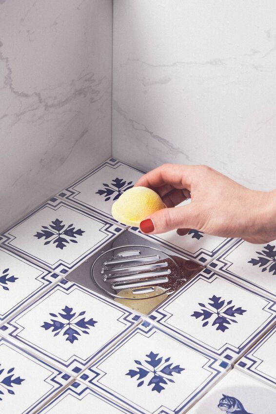 Shower Fizzer, LEMON