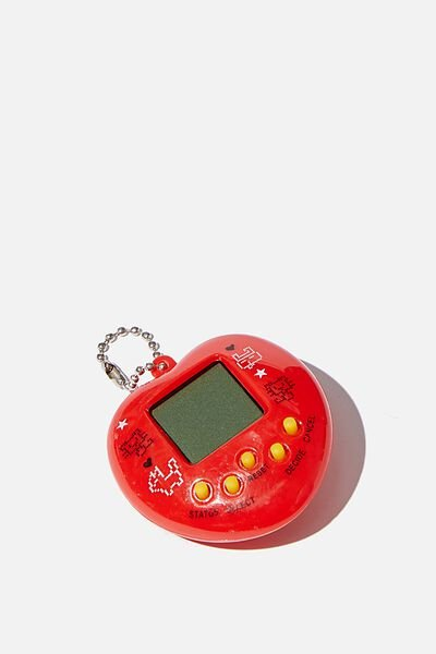 Pocket Pet, RED