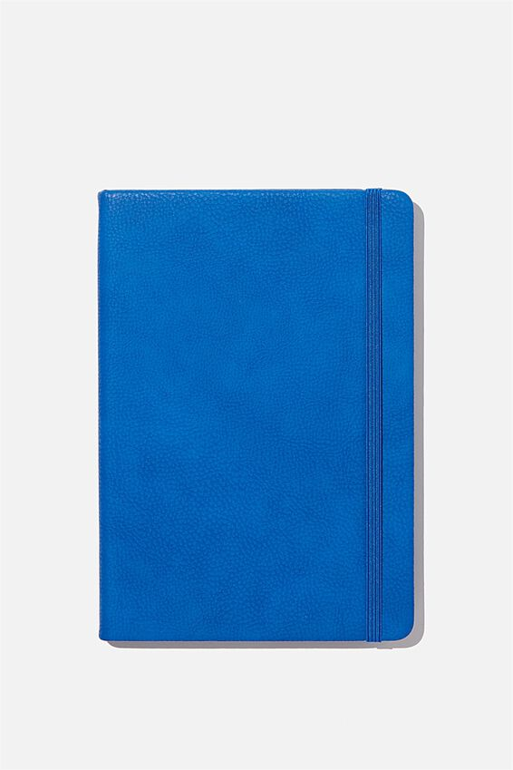 A5 Dot Buffalo Journal, TRUE BLUE