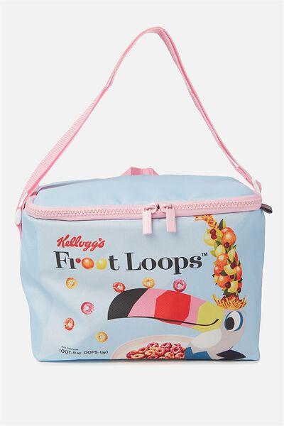 Premium Cooler Lunch Bag, LCN KELLOGGS FROOT LOOPS