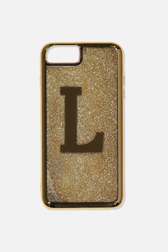 Shake It Phone Case 6, 7, 8 Plus, GOLD L