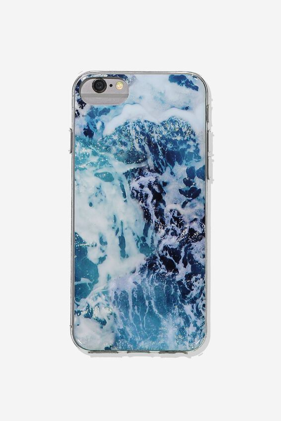 Printed Phone Cover Universal 6,7,8, WATER PRINT