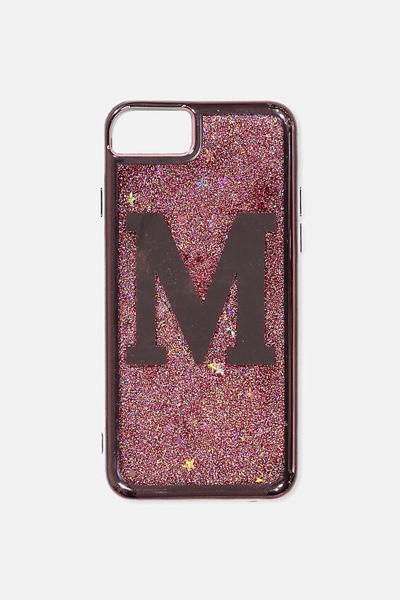 Shake It Phone Case Universal 6,7,8, ROSE GOLD M