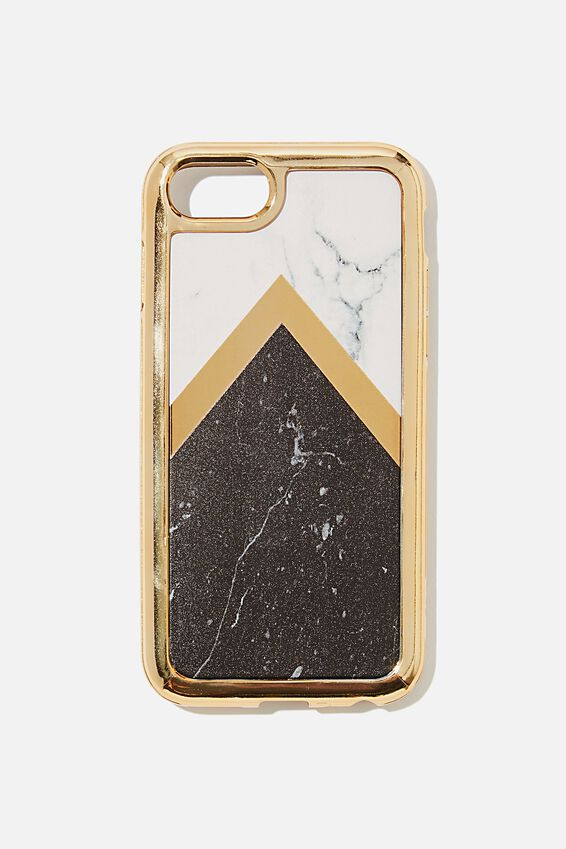 Superior Phone Case Universal 6,7,8, MARBLE SPLICE