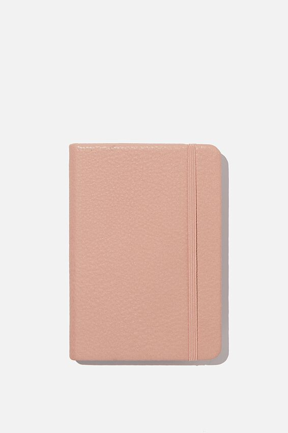 A6 Buffalo Journal, NUDE PINK