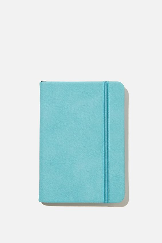 A6 Buffalo Journal, DUSTY TURQUOISE