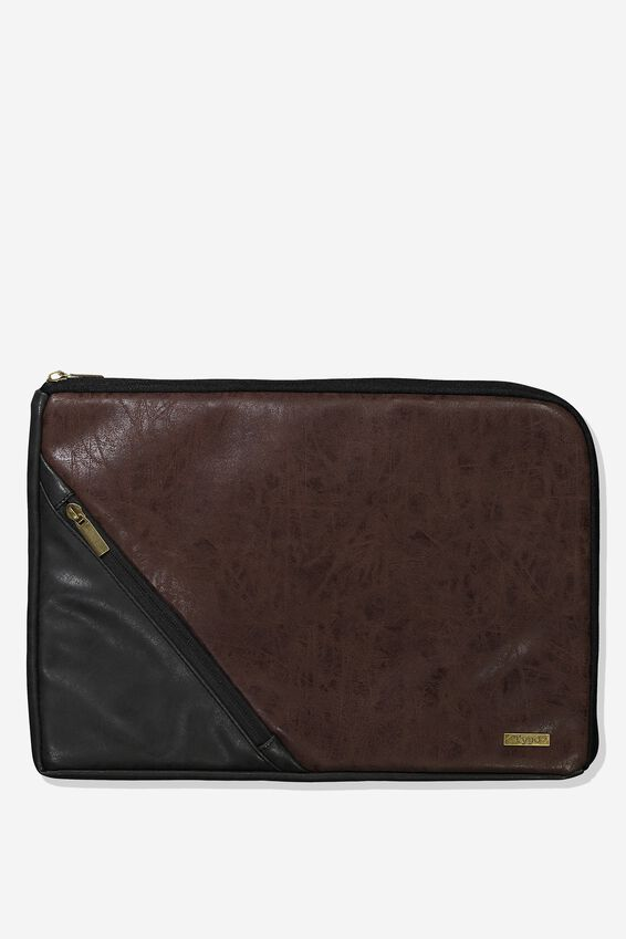 Premium Laptop Case 13 inch, RICH TAN