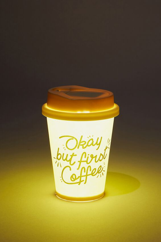 Small Light, COFFEE CUP