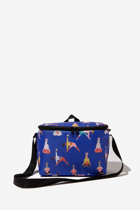 Cooler Lunch Bag, YOGA GIRLS