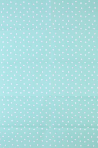 Flat Wrapping Paper, FRANKIE BLUE SPOT