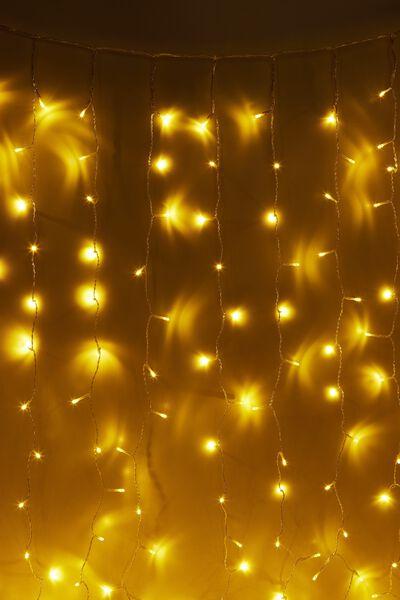 Extra Long Curtain Lights, WARM LIGHT