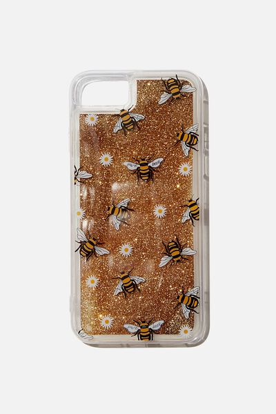 Shake It Phone Case Universal 6,7,8, BUMBLE BEE