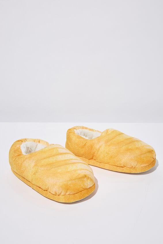 Novelty Slippers, BREAD