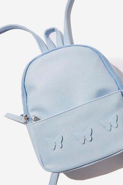 Mini Cairo Backpack, CORNFLOWER BUTTERFLIES