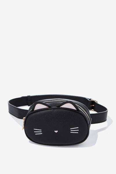 Belt Bag, NOVELTY CAT