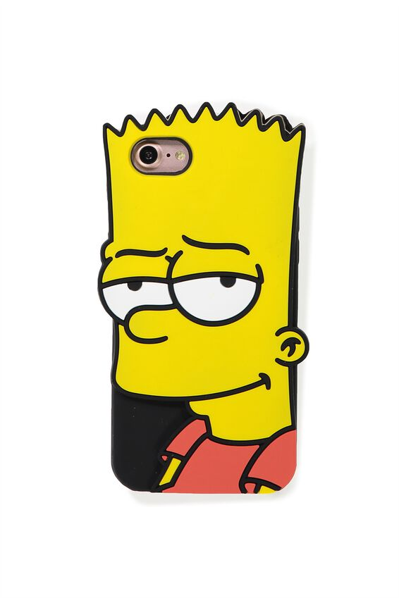 Shaped Silicon Phone Cover 7, 8, LCN BART
