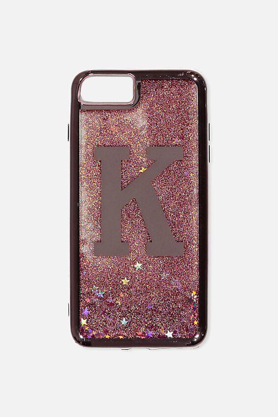 Shake It Phone Case 6, 7, 8 Plus, ROSE GOLD K