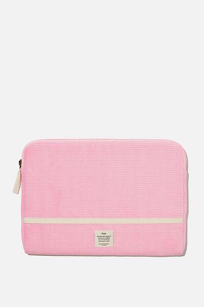 Take Me Away 11 Inch Laptop Case Cd, PLASTIC PINK