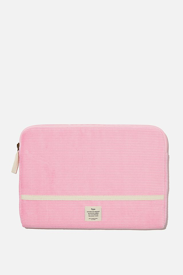 Take Me Away 11 Inch Laptop Case, PLASTIC PINK