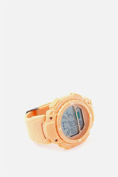 Retro Watch, PEACH