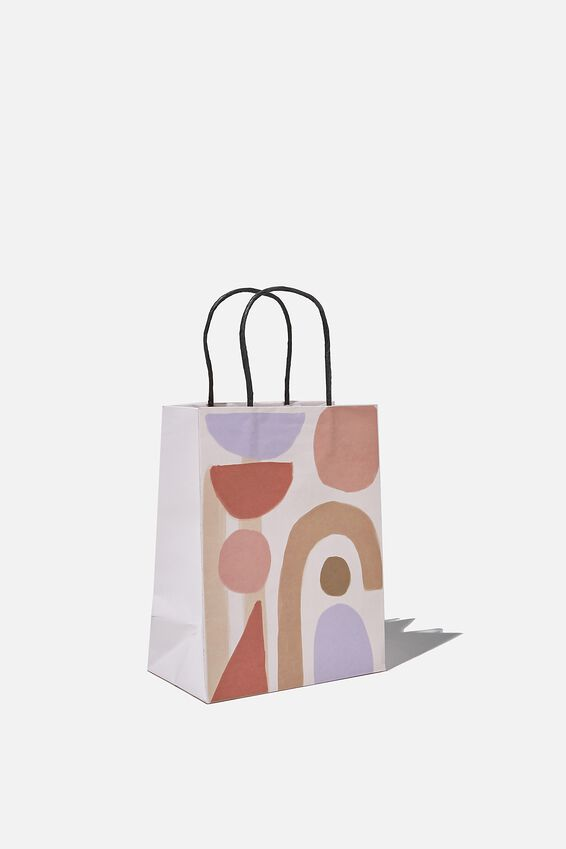 Get Stuffed Gift Bag - Small, ABSTRACT ARTIST ARCHES